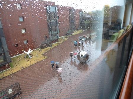 006雨の上野