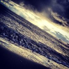 黄金 海 絶景 画像