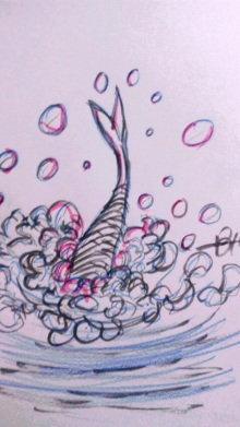 人魚 姫 イラスト 画像