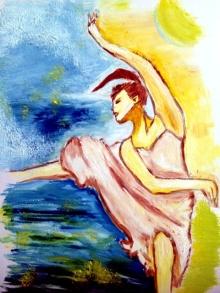 サブリナ バレエ イラスト 画像
