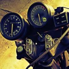 ミッシェル・ガン・エレファント エレクトリック・サーカス バイク 画像