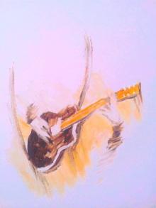 JACKPOT DAYS!! -poetrical rock n'roll and beat gallery--弦楽器.jpg