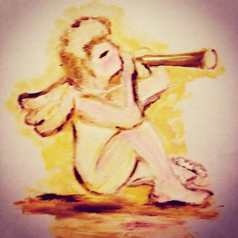 天使 イラスト アメブロ 画像