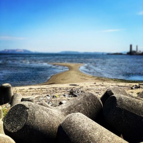 海 瀬戸内海 写真 画像