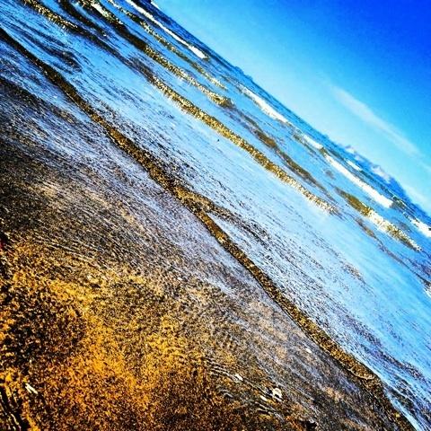 波 瀬戸内海 画像