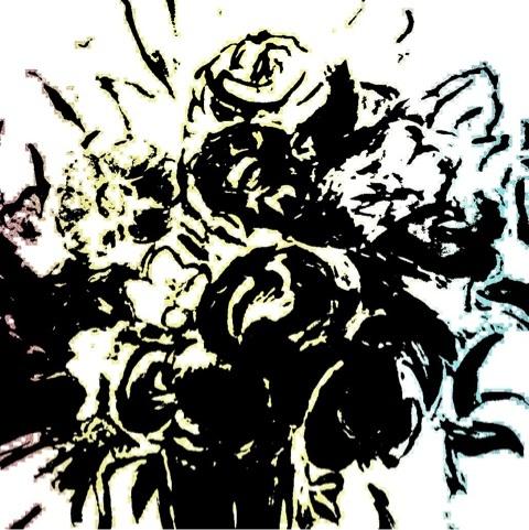 花束 さよなら最終兵器 イラスト 画像