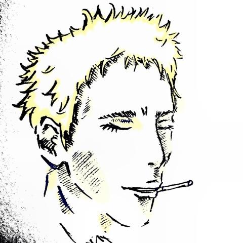 ジョニー・ロットン パンク イラスト 画像