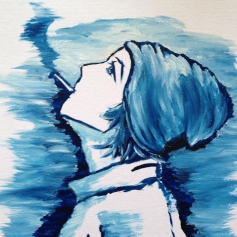 モデル チバユウスケ イラスト 画像