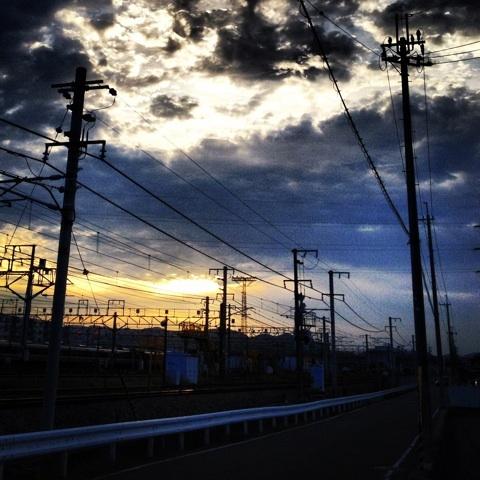 電車基地 網干 列車 画像