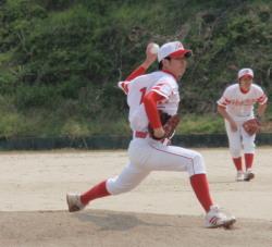 P4140096リリーフ高山投手
