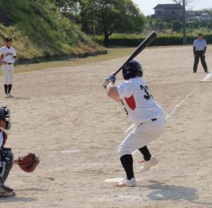 P4280213坂口一塁手