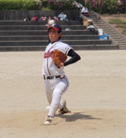 P4280178北川 井藤投手
