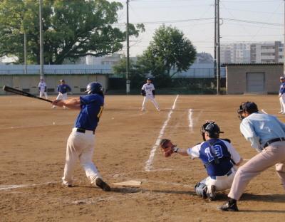 P51402643回9番左翼線二塁打