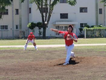 P5120087大窪投手戸小田遊撃手