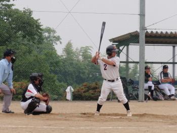 P60802738番三振と右中間三塁打