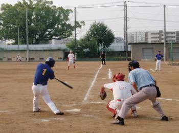 P61400557番冨田右飛と右中間二塁打