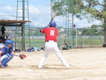 P6160115天空バッター中川(Big連チャンず)右越え本塁打一本