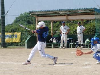 P9230052久し振りに二塁打2本の森田選手