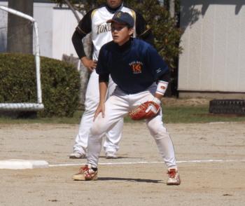 DSCF3086きよた三塁手