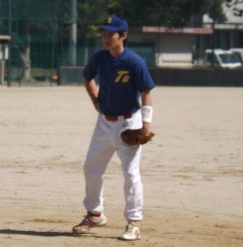 DSCF3100トップ一塁手