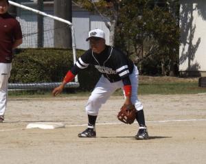 DSCF3158三塁手