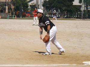 DSCF3162一塁手