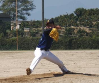 DSCF3320岩崎投手