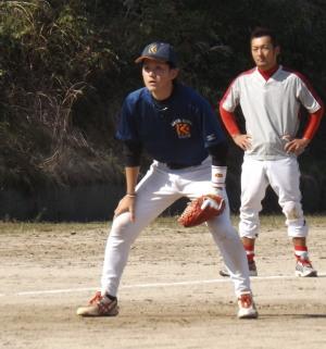 DSCF3300清田三塁手