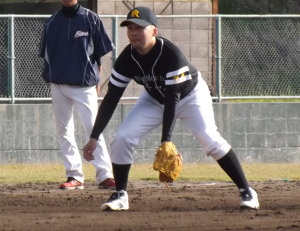 DSCF3353山田三塁手