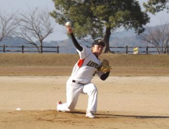 DSCF3735中満投手