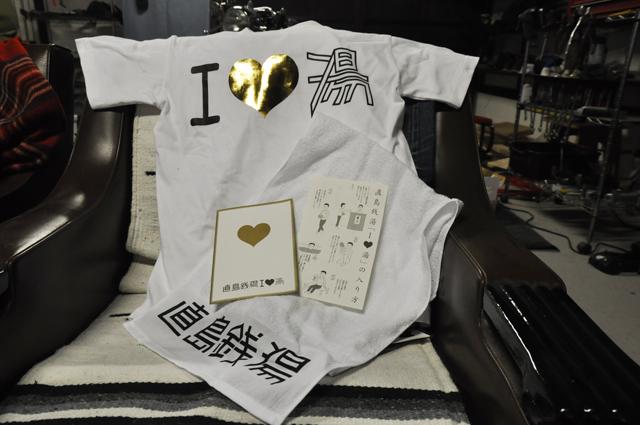 直島銭湯Tシャツ