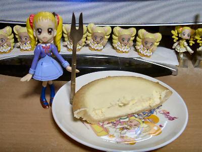 幻のチーズケーキ 002