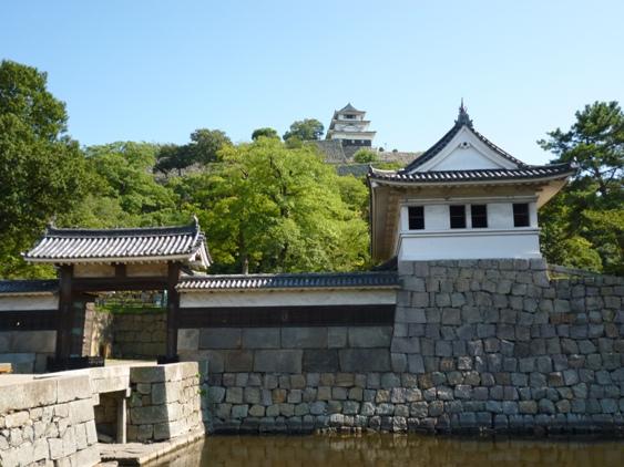 P1030247丸亀城