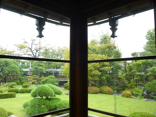 帝釈天の庭1