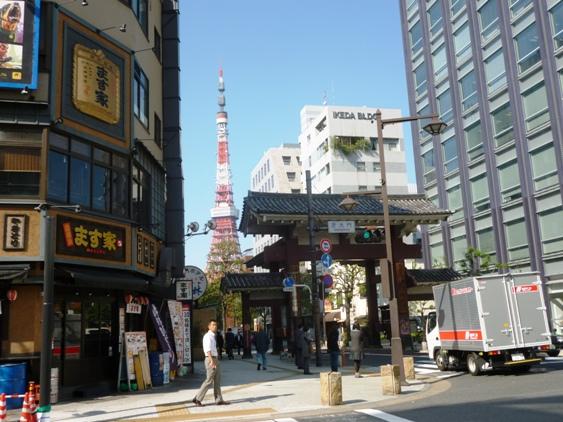 東京タワー3