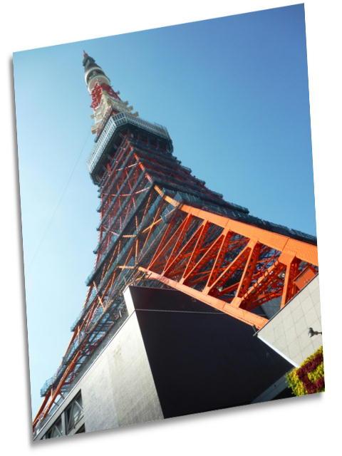 東京タワー1