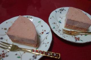 いちごチーズケーキ*ルタオ