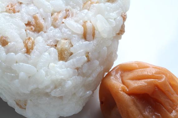 onigiri w umeboshi