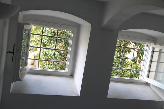 finestra della scala