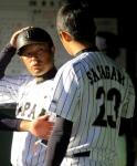20141104koshiki笹川&鳥山コーチ