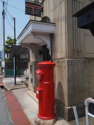 旧郵便局(ヴォーリス設計)