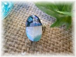 ダイクロガラス 076
