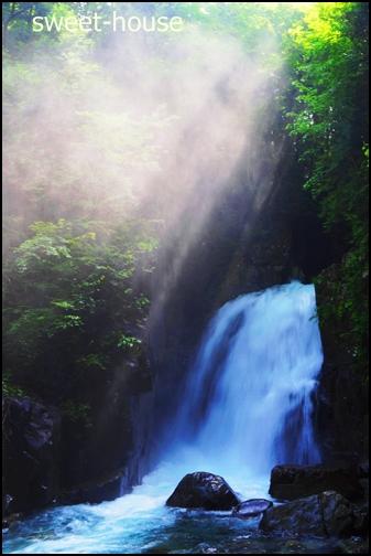 仙樽の滝 (2) michie