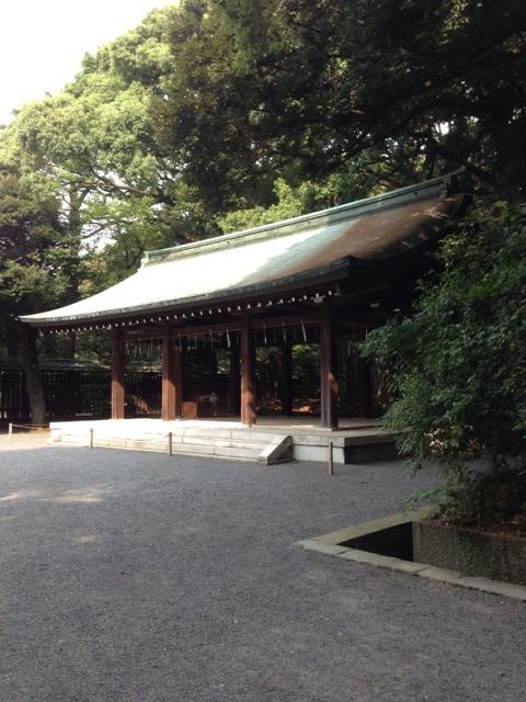 明治神宮の社殿
