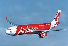 フライト中のエアアジア