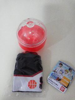 黒子のバスケカプセルグッズペンケース (1)