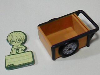 黒子のバスケ 緑間リヤカーメモ (1)