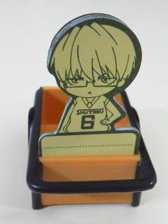 黒子のバスケ 緑間リヤカーメモ (3)
