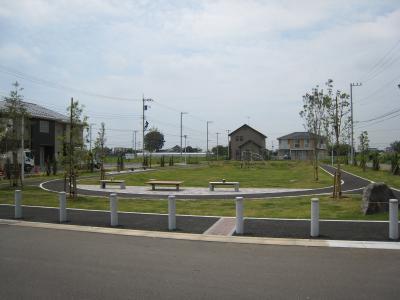 学園の森 建築条件付き宅地分譲