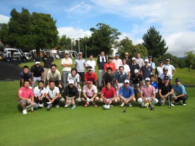 第19回迷球会ゴルフコンペ